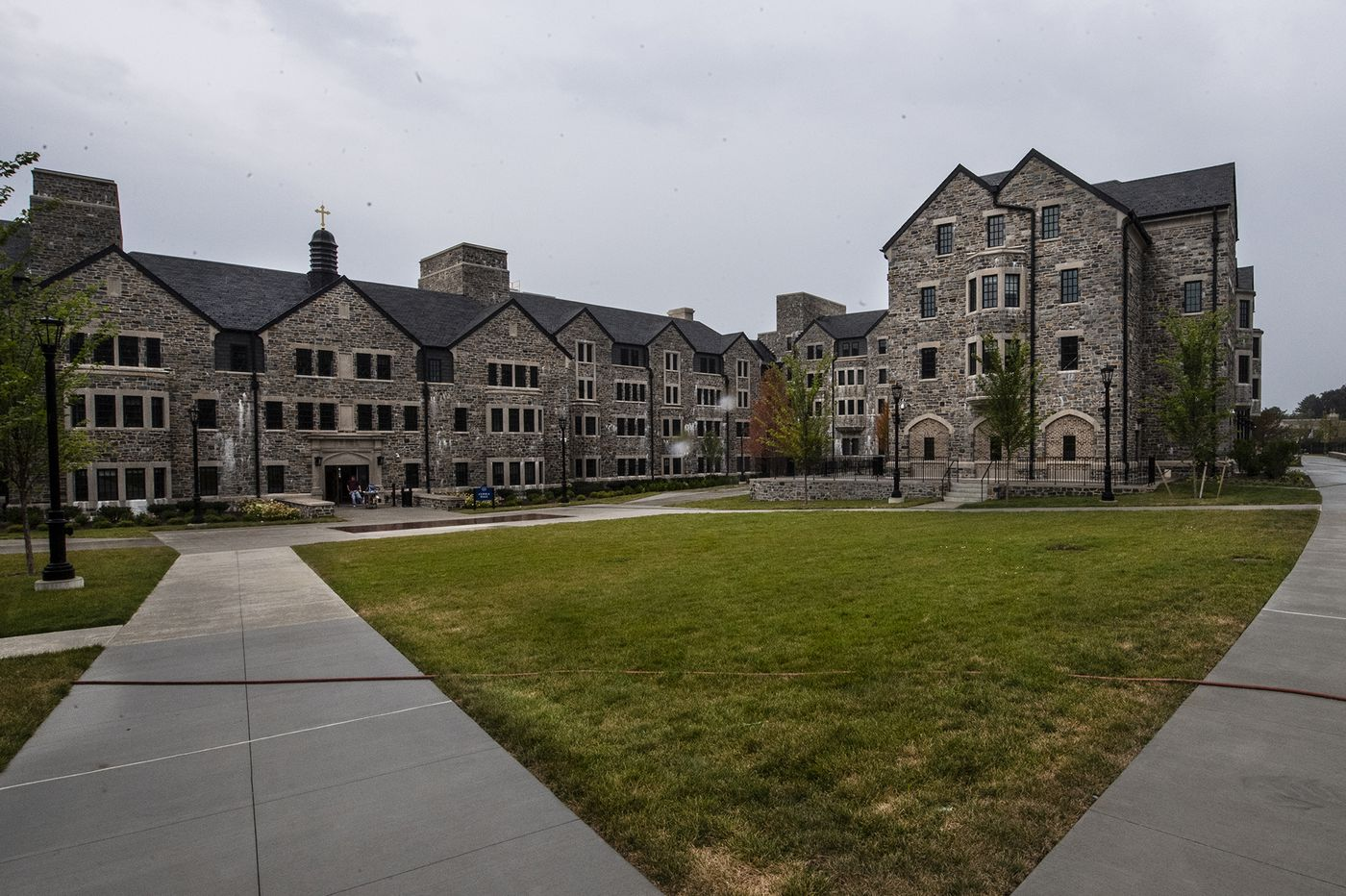 More than eight years in the making, Villanova's $225 million residential complex opens this month