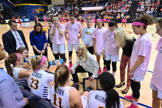 Denise Dillon and Drexel women's basketball team eye NCAA Tournament berth after milestone win