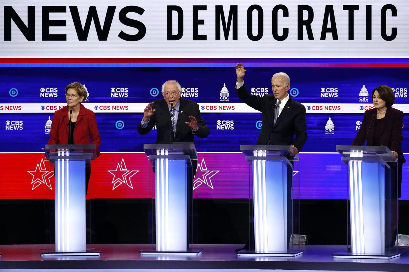 Fact-checking the South Carolina Democratic presidential debate
