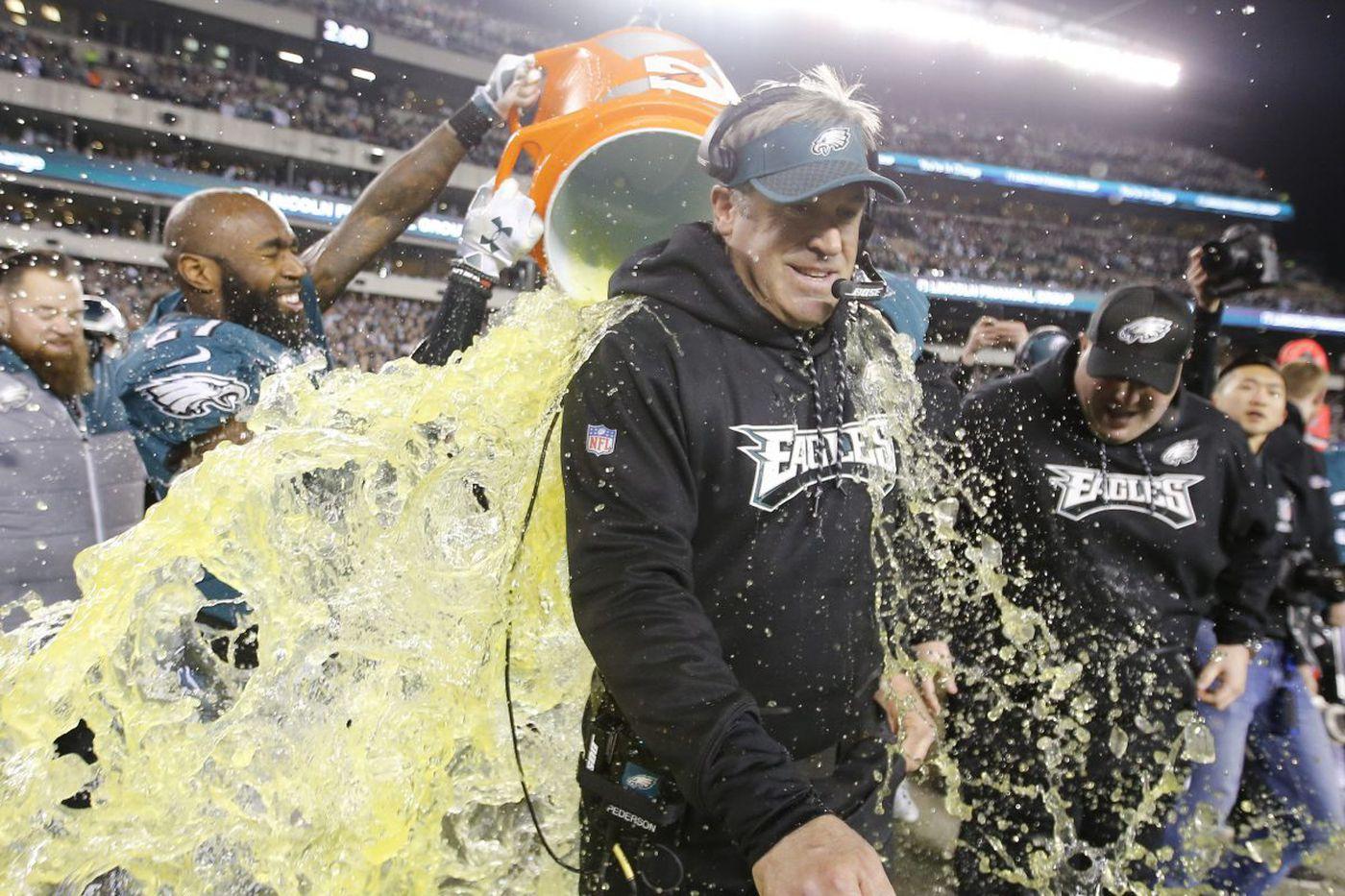 Eagles 38, Vikings 7: Nick Foles leads Philadelphia to Super Bowl vs. Tom Brady's Patriots