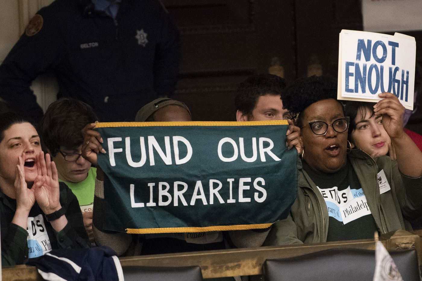Free Library set to receive $3.5 million from city for 2020 and an accountability plan for its leaders
