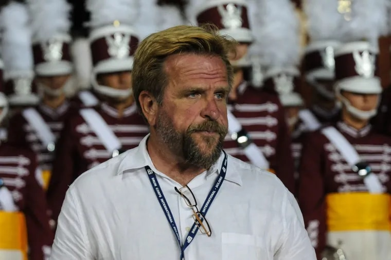 George Hopkins resigned in April as director of the Cadets, an elite drum corps based in Allentown, Pa. Eleven women have accused him of sexual misconduct.