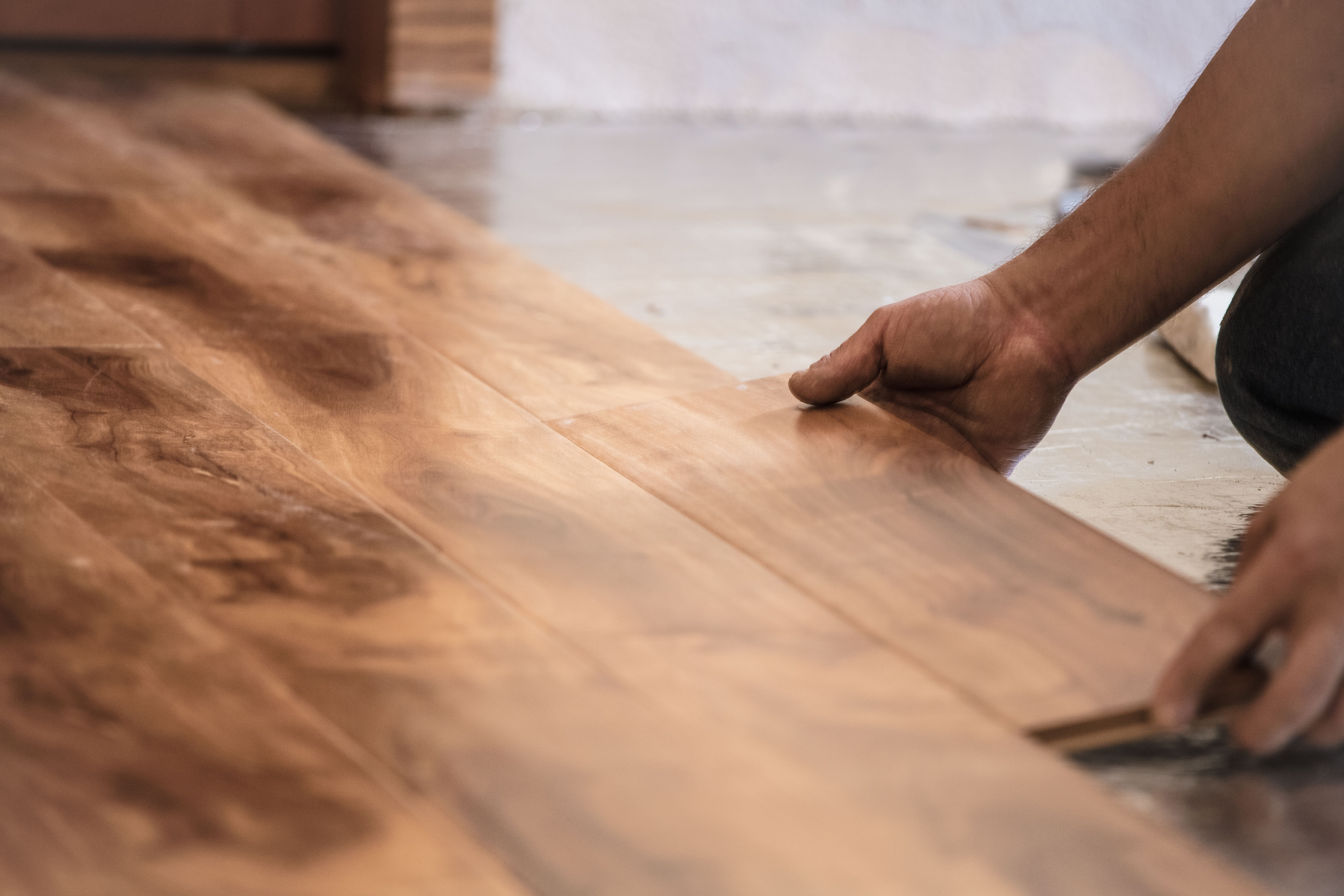 How To For New Flooring Reviews, Free Laminate Flooring Installation