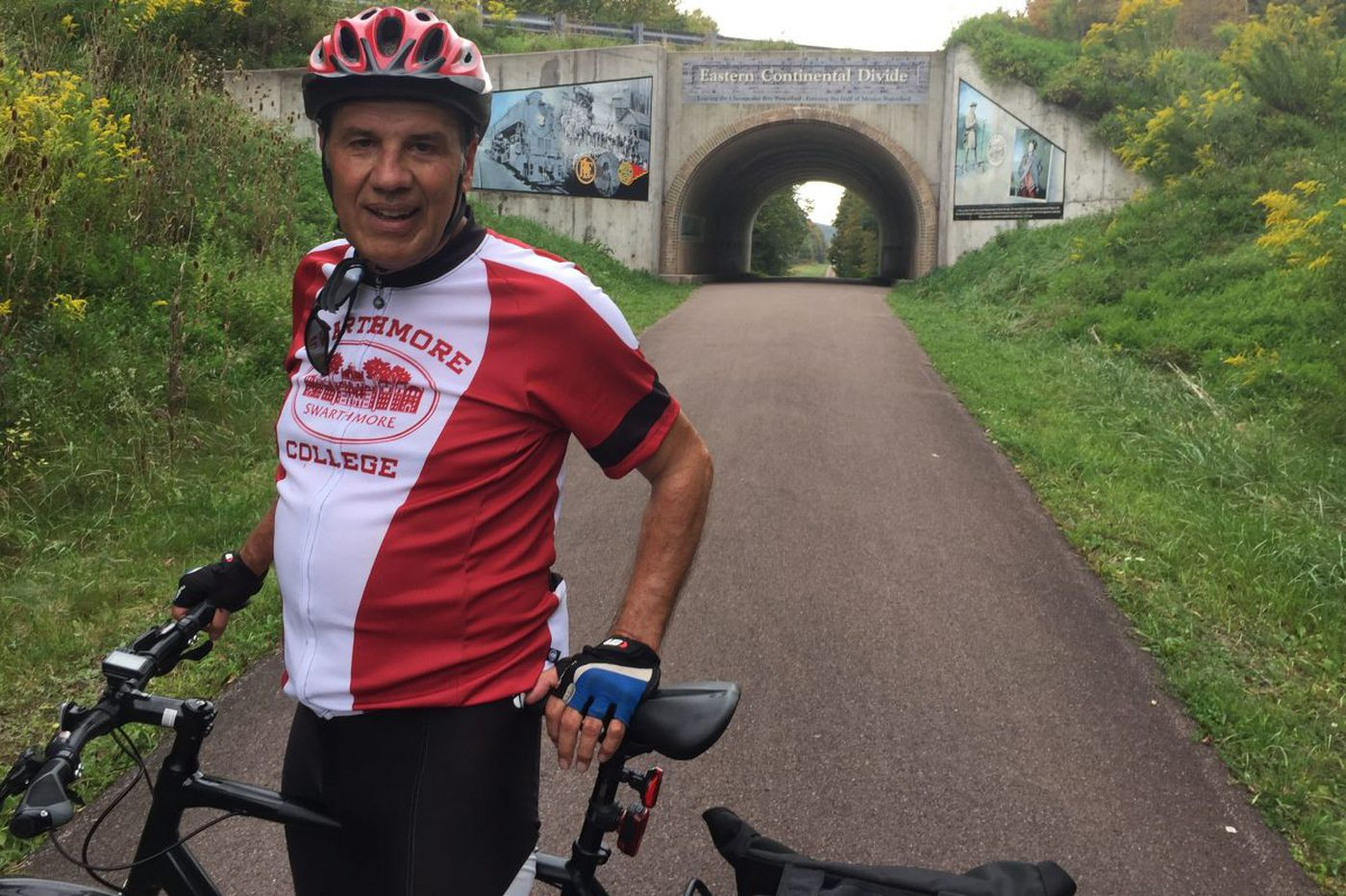 A great bike passage from Pittsburgh to Washington, D.C.