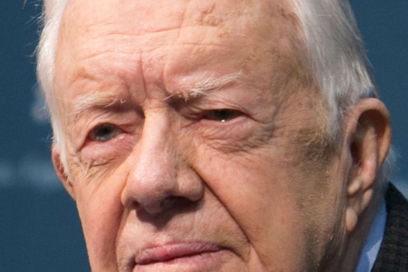 Jimmy Carter says brain scan shows no cancer
