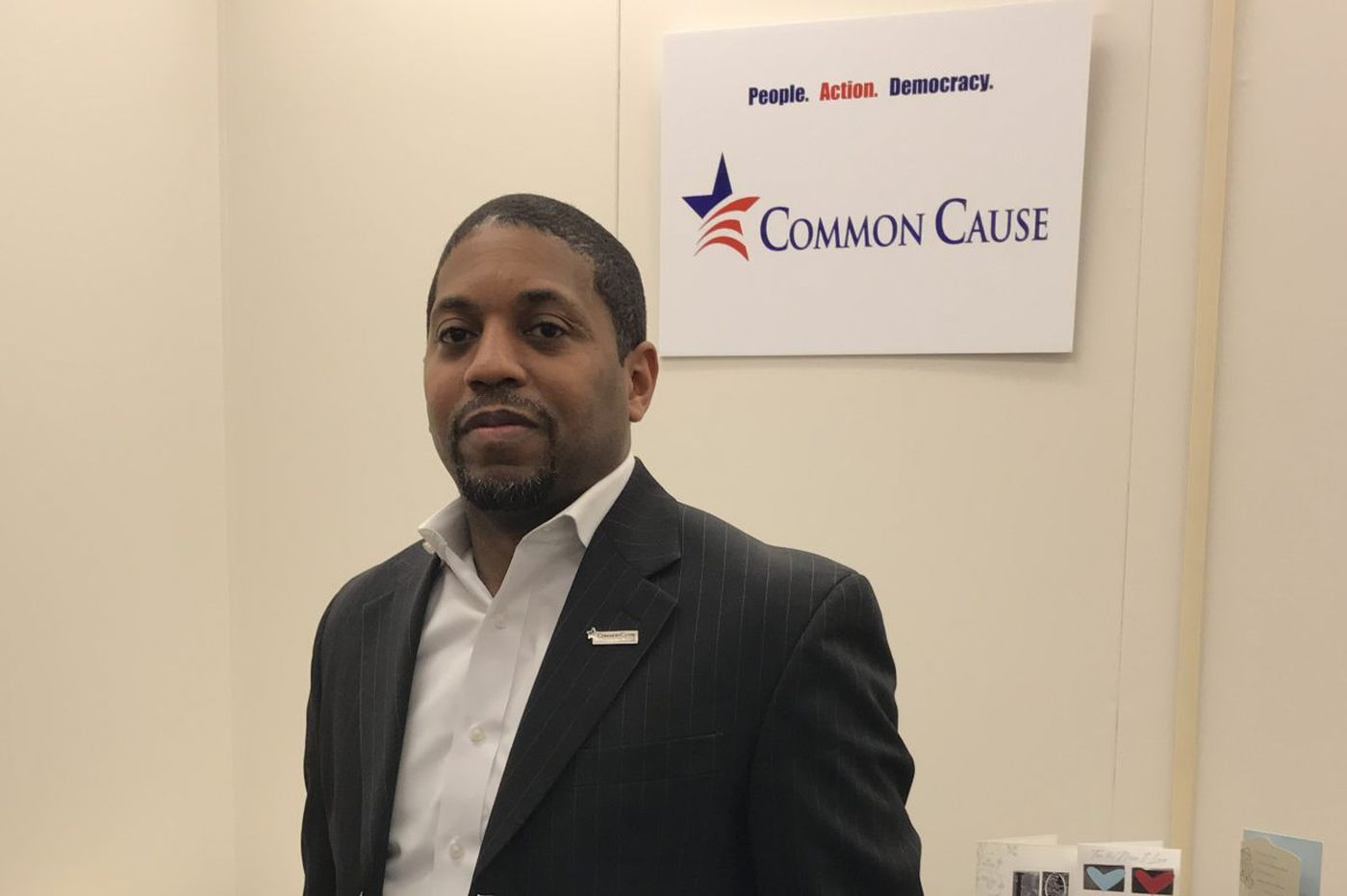 Meet the Philly-born minister now heading Common Cause Pa.