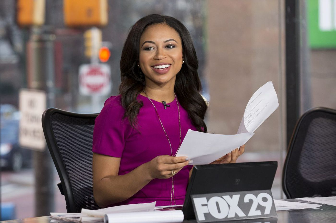 'Good Day Philadelphia's' Alex Holley is our town's 'It' anchor