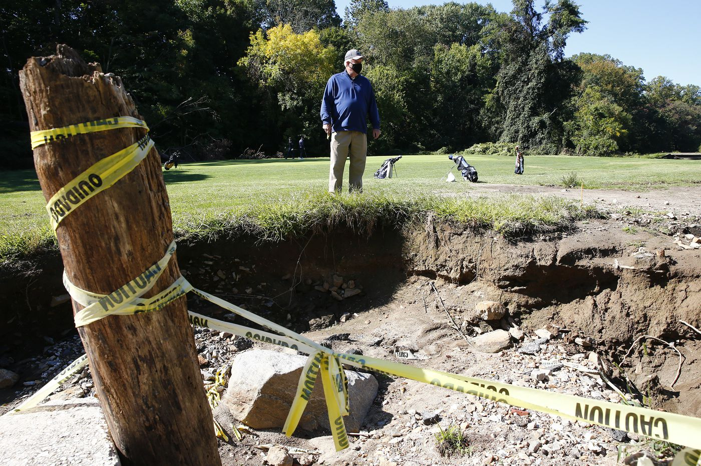 Cobbs Creek Golf Course to close for renovations until 2023