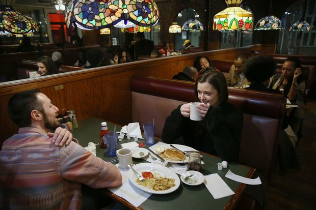 The overnight shift at Philly's 24-hour diners