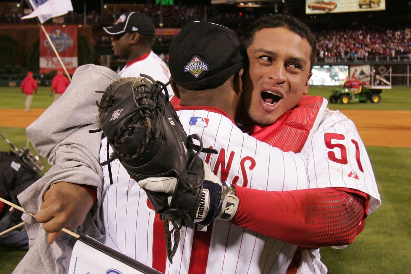 2008 World Series Game 5, and all the rain that delayed the Phillies' reign | Oral History
