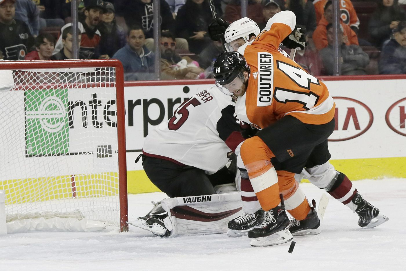 Flyers, fans taking turns tormenting each other | Sam Donnellon