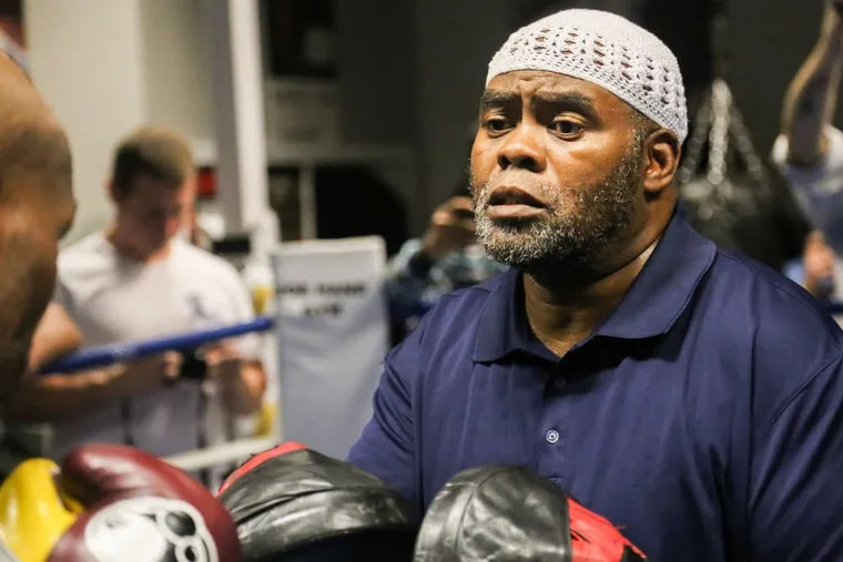Naazim Richardson is known as one of the best trainers to ever come out of Philly.