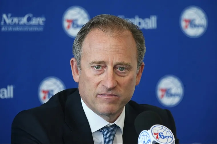 The Sixers and owner Josh Harris formed a partnership with the casino group Caesars Entertainment, a deal that not too long ago would have been unthinkable.