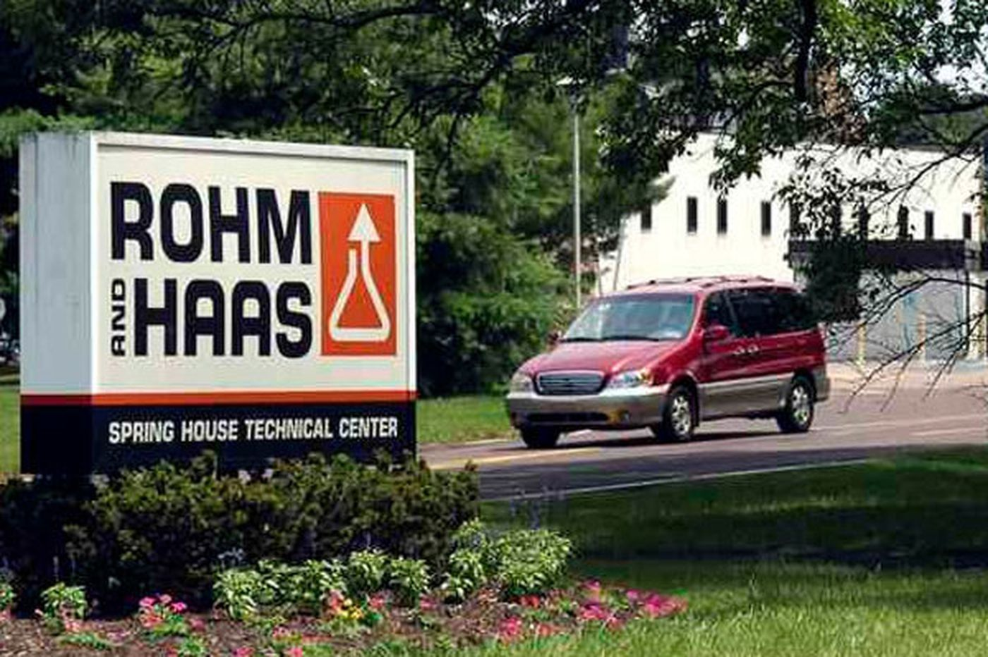 Group buys former Rohm & Haas campus in MontCo, with plans for office-lab park
