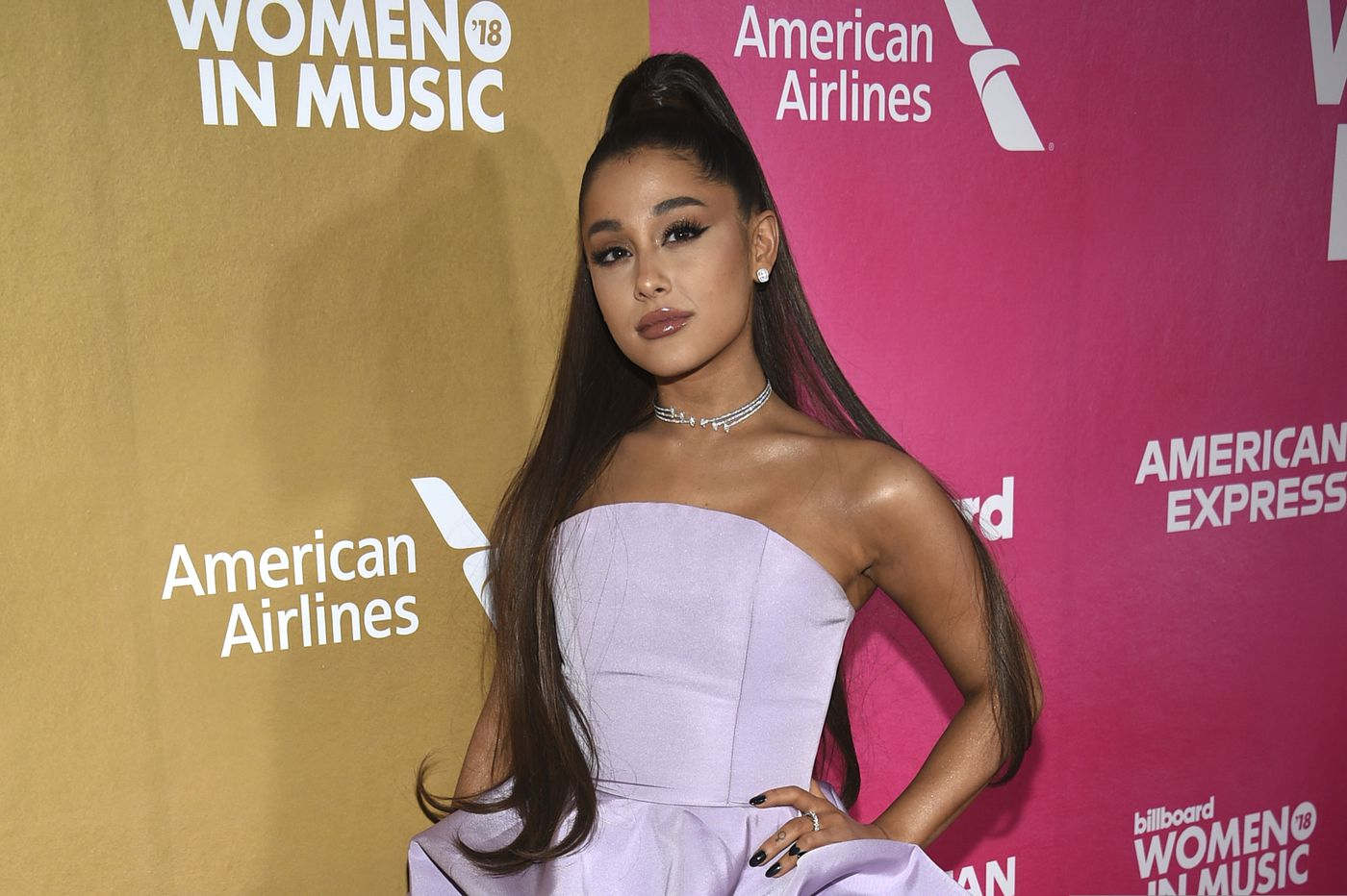 Ariana Grande tells fans she's struggling with an illness