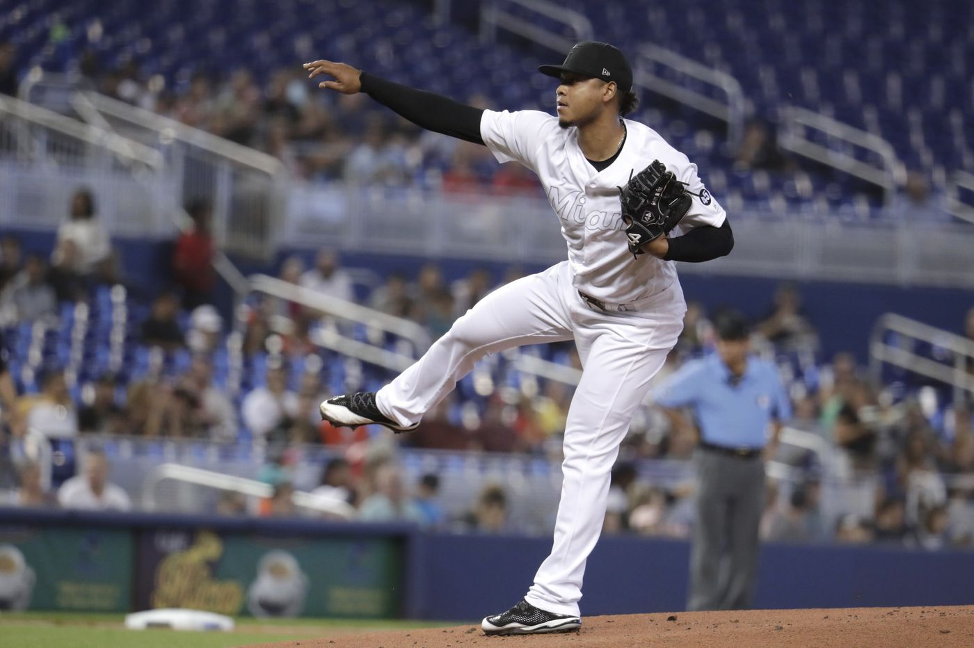 Phillies fall to Marlins, wasting solid Aaron Nola start to lose series