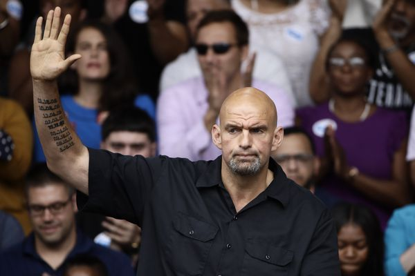 A majority of Pa. voters thought John Fetterman was big enough for the state's No. 2 job — but will it be big enough for him?