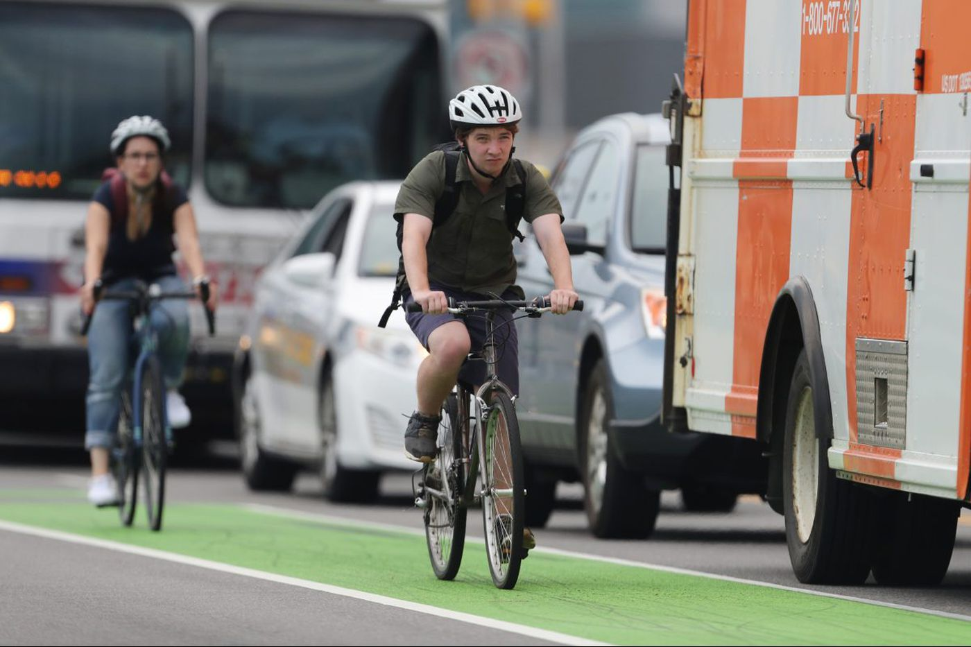 As biking death prompts safety concerns, Philly to upgrade bike lanes on South and 27th Streets