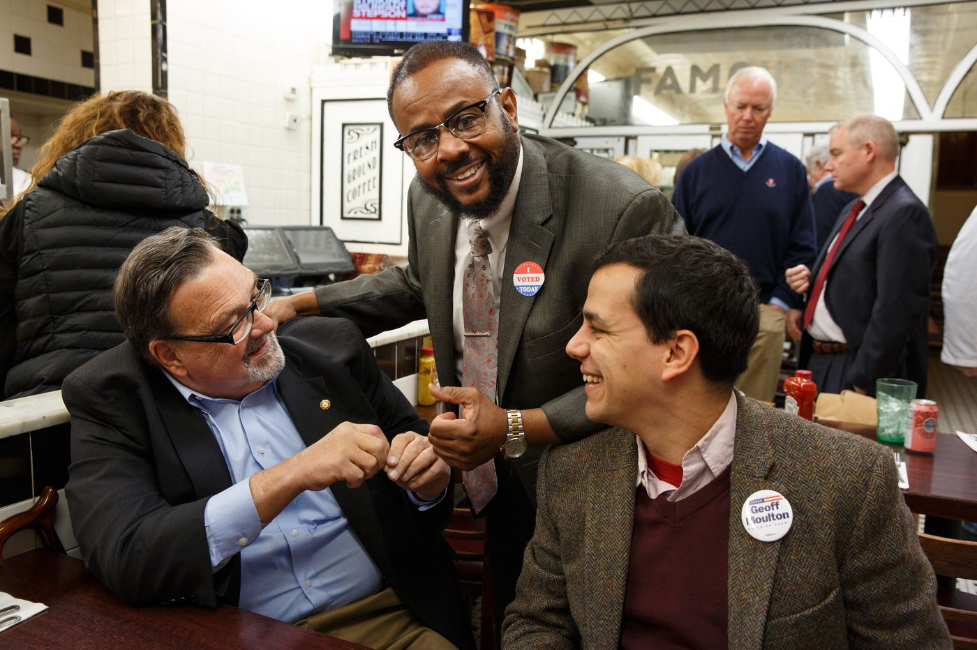 Democratic ward leaders pick State Rep. O'Brien's chief of staff to succeed him