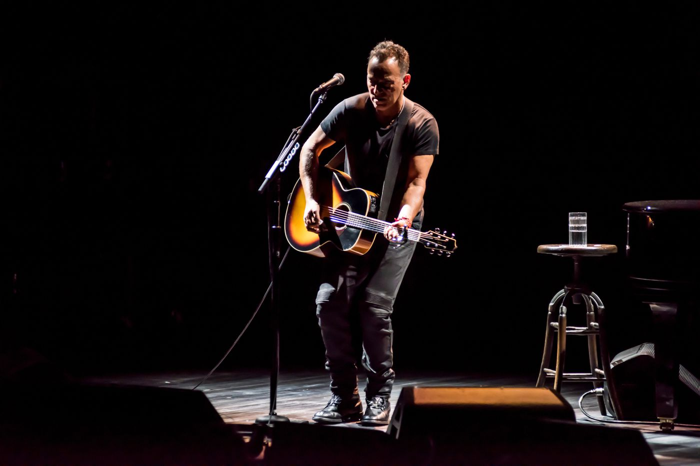 Springsteen's Broadway show coming to Netflix