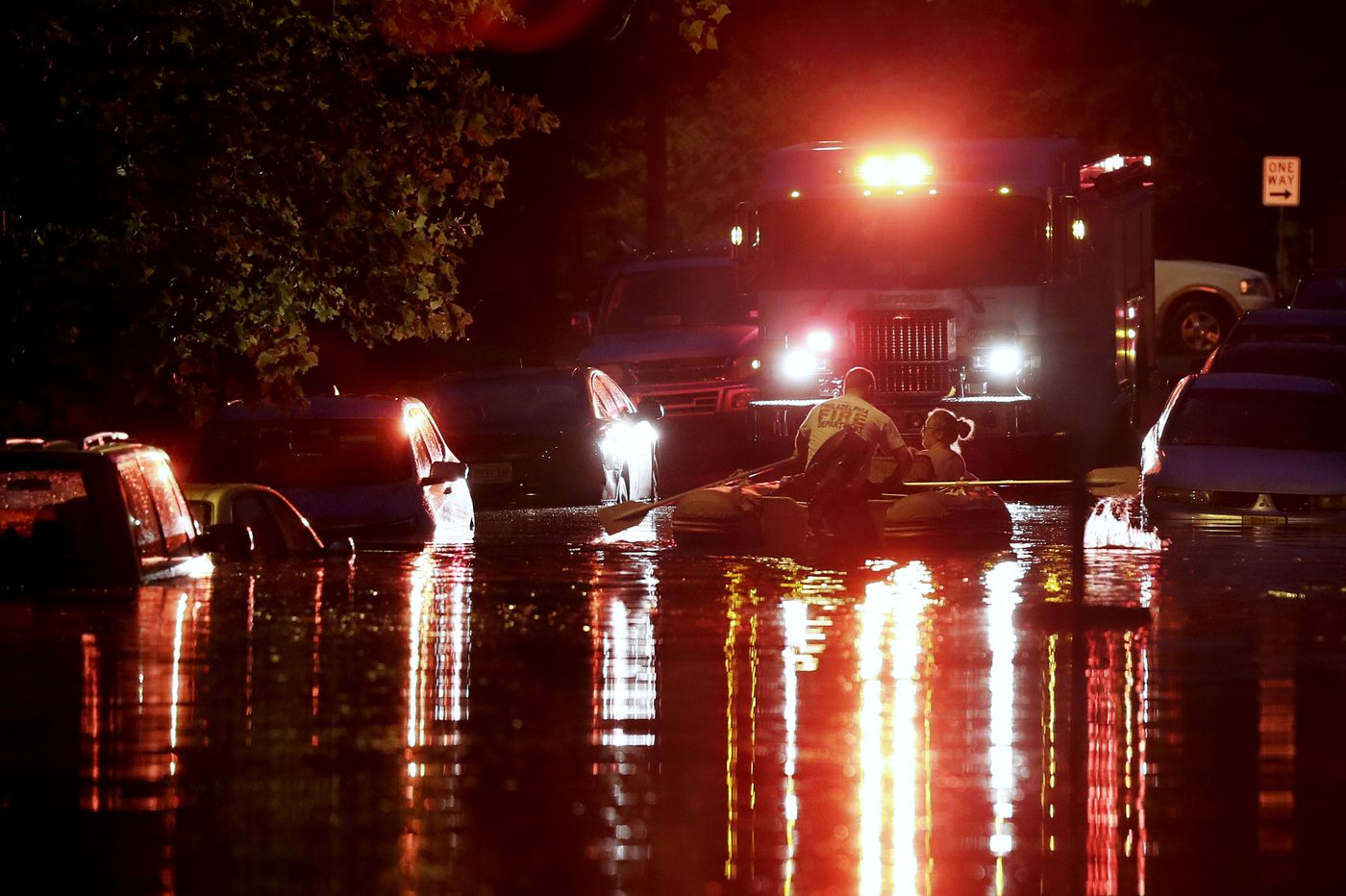 Maybe South Jersey residents were used to floods, but not like this