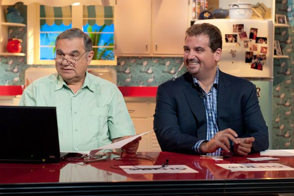 Where's Papi? Dan Le Batard's father missed on ESPN's 'Highly Questionable'