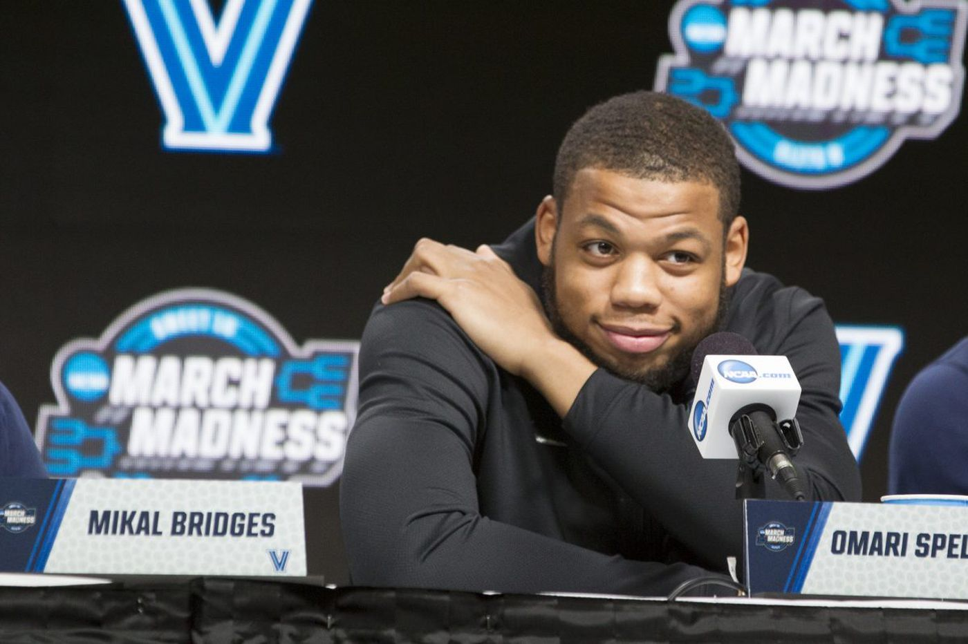 Villanova's Omari Spellman combines basketball and poetry as his outlets