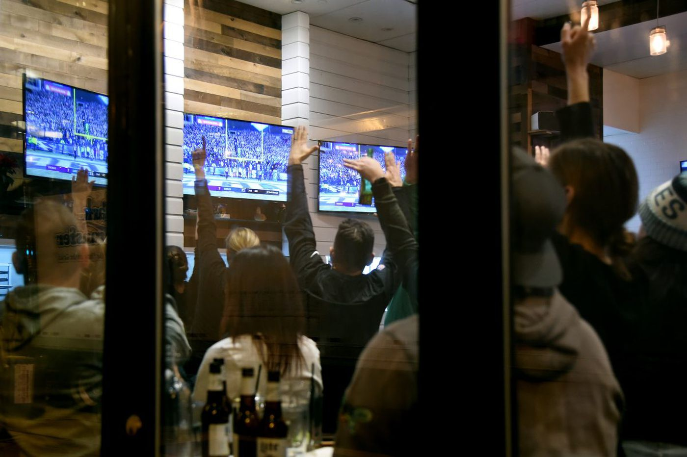 Just how much did Philadelphia wine, spirits sales spike during the Super Bowl?