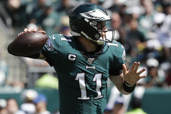 Grading the Eagles: Birds got the win, but slow starts persist against Redskins
