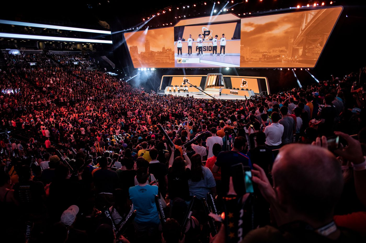 Philadelphia Fusion gaming team gears up for second season