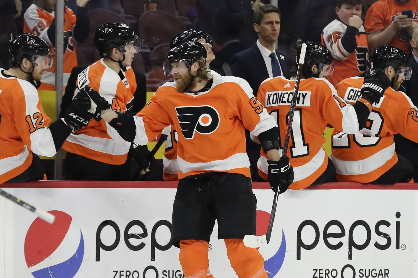 Flyers step into void left by Eagles | Sam Donnellon