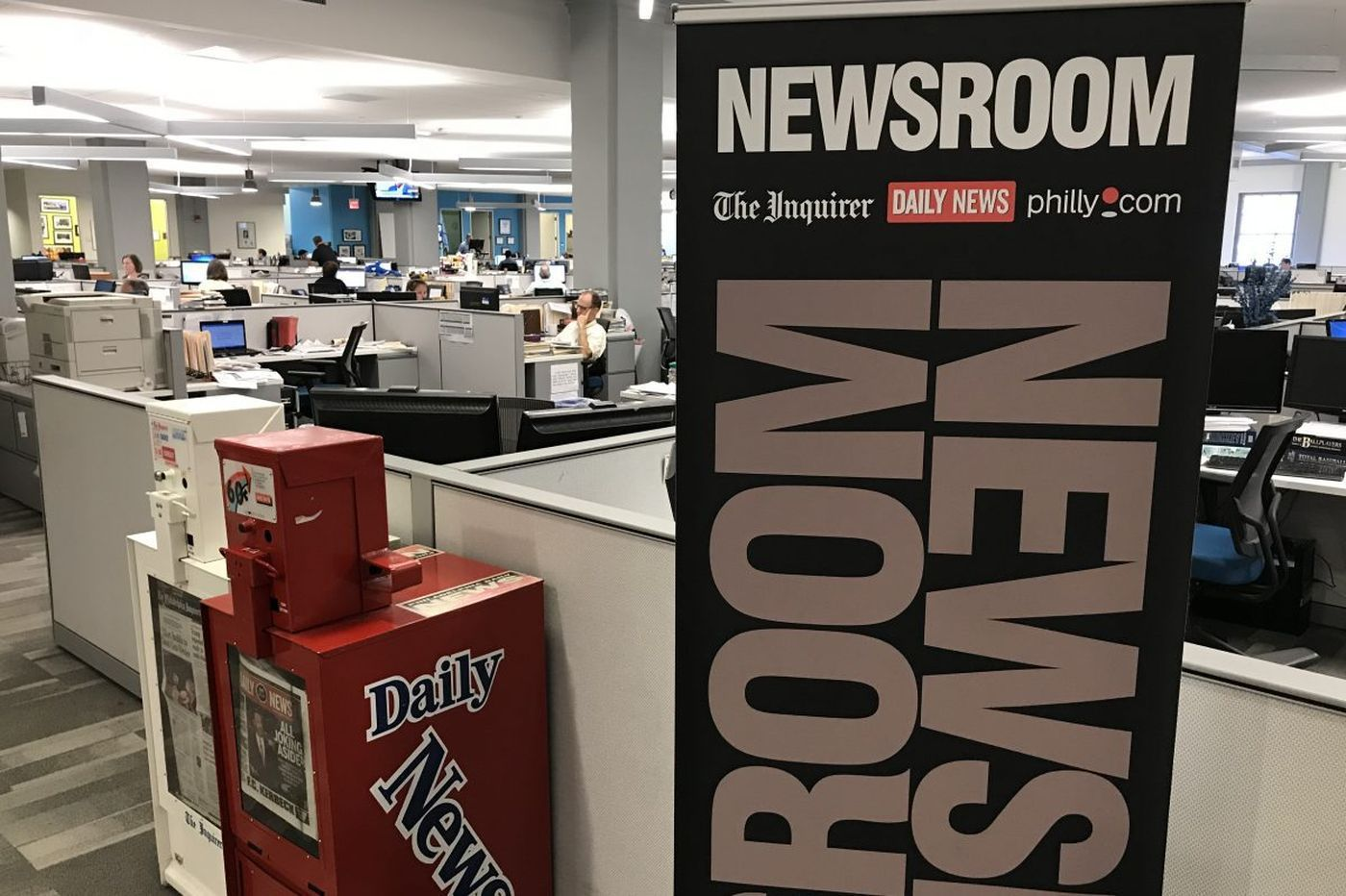Philadelphia Inquirer offers buyouts to employees citing declining revenues