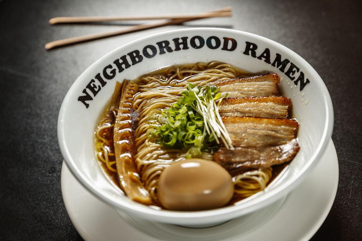 Neighborhood Ramen review: Queen Village noodle shop has intent to commit next-level ramen