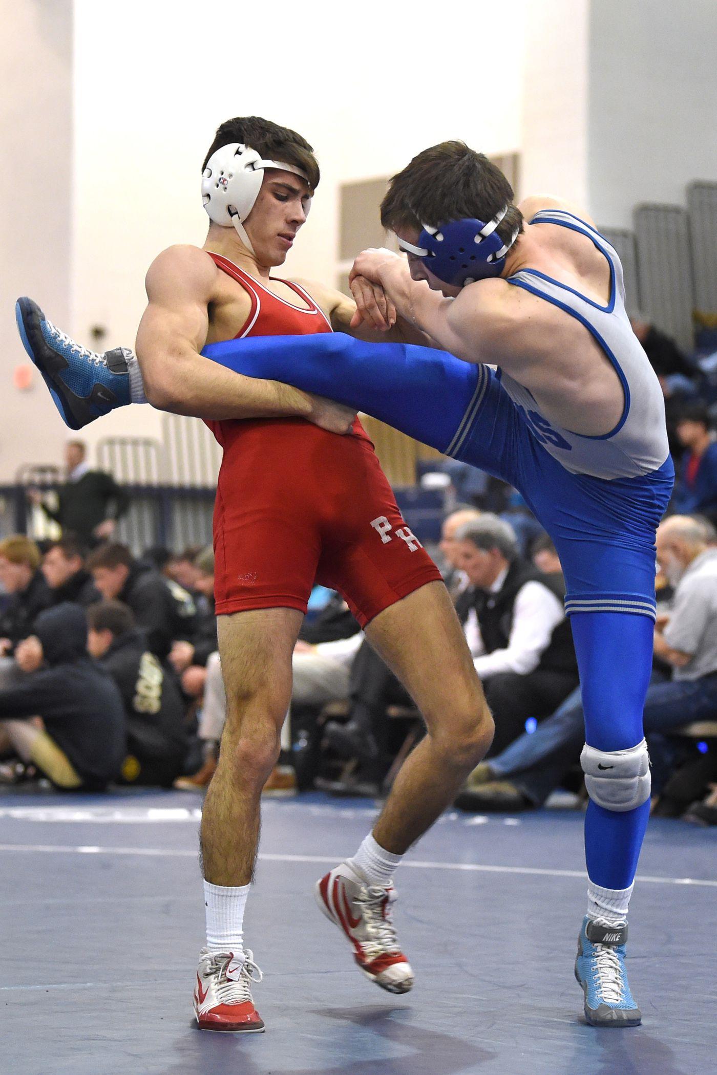 Paulsboro's Paul Morina wins 700th match in state wrestling final