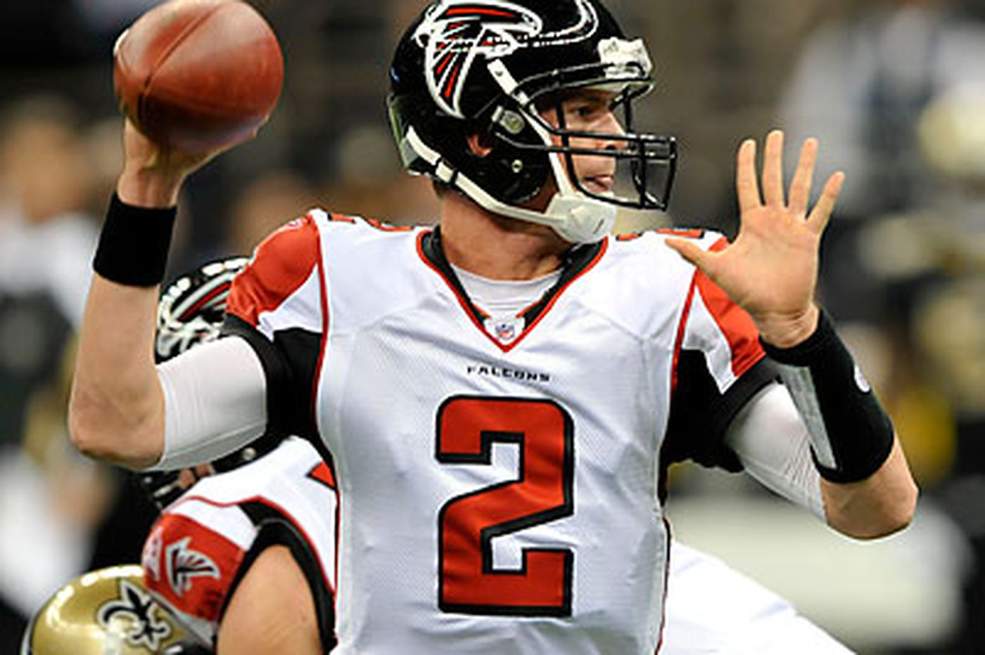 Matty Ice is Betty White's fantasy QB