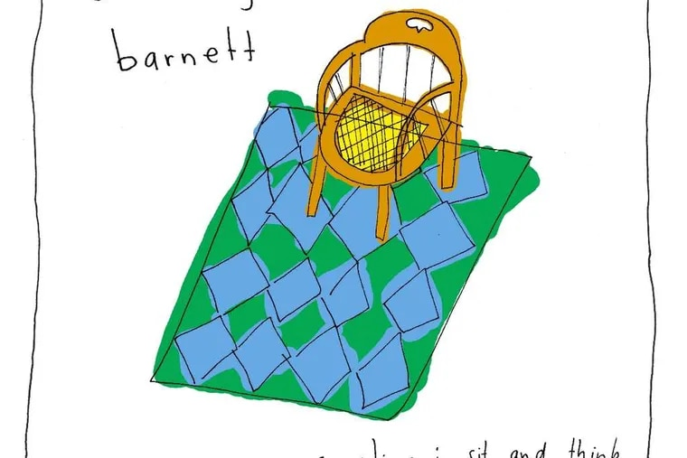 """Courtney Barnett: """"Sometimes I Sit and Think, And Sometimes I Just Sit"""""""