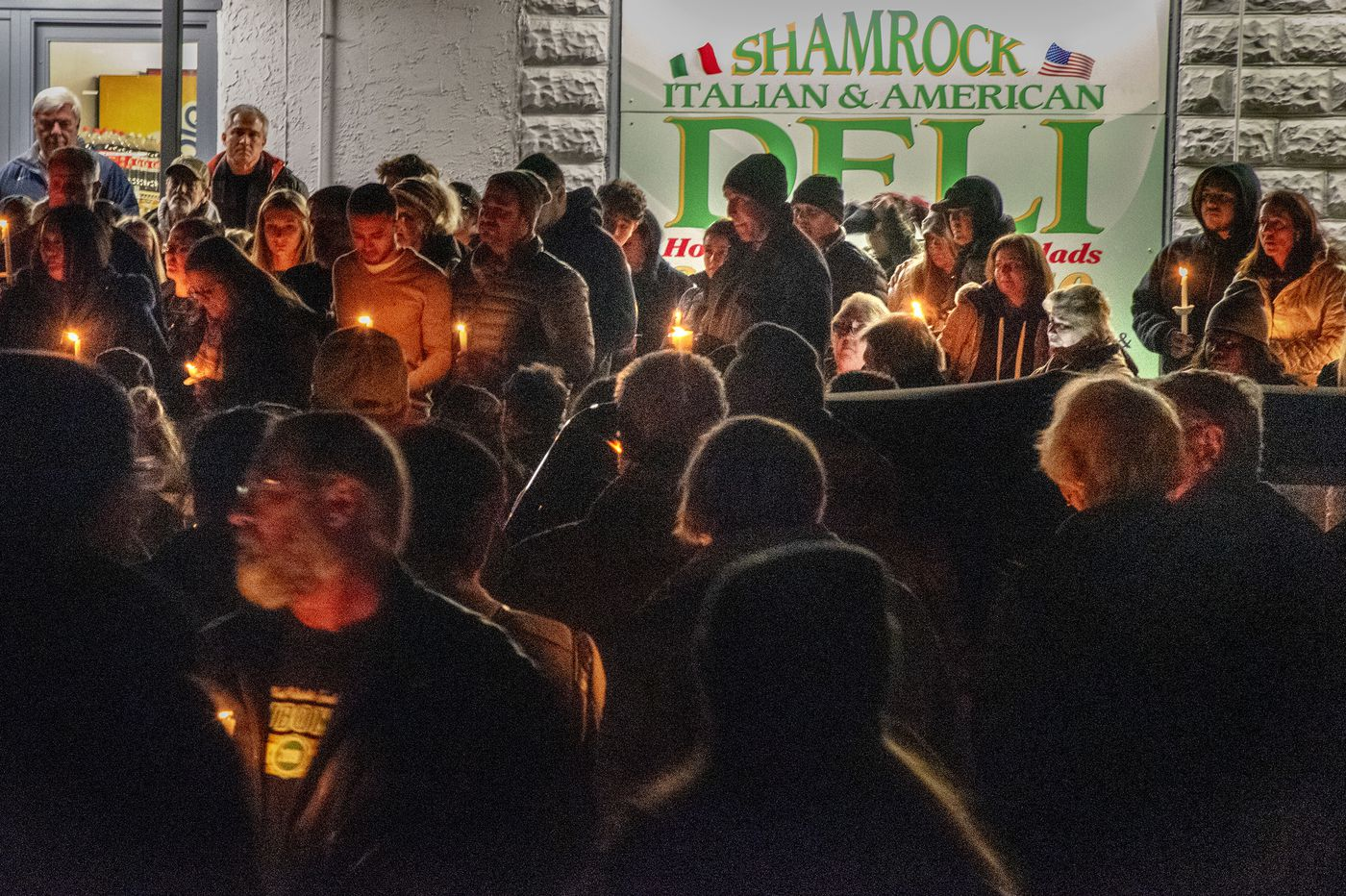 'He had a heart of gold,' friend of slain Shamrock Deli owner says as South Jersey store reopens