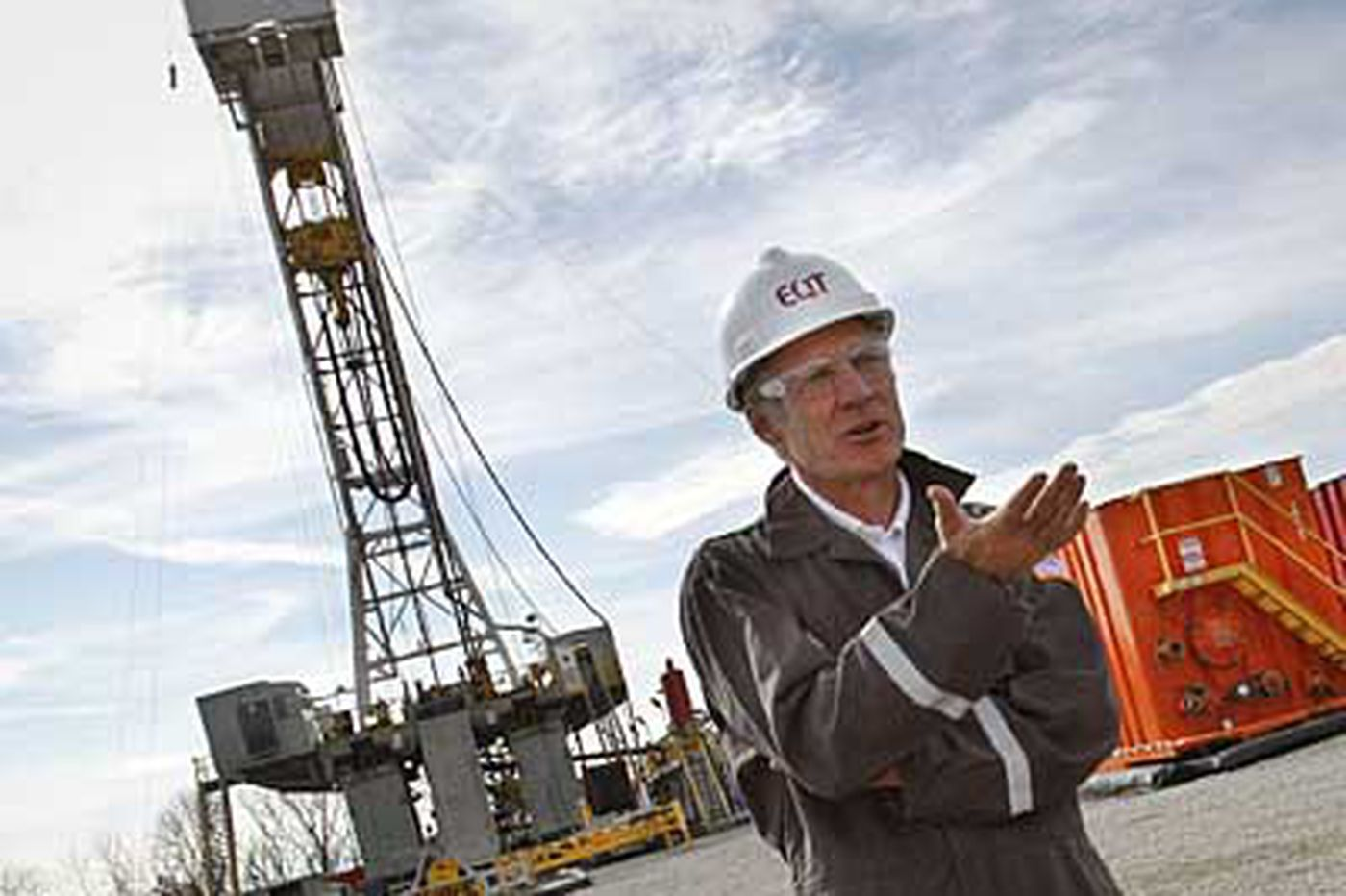Natural gas producers turn to 'green completion'