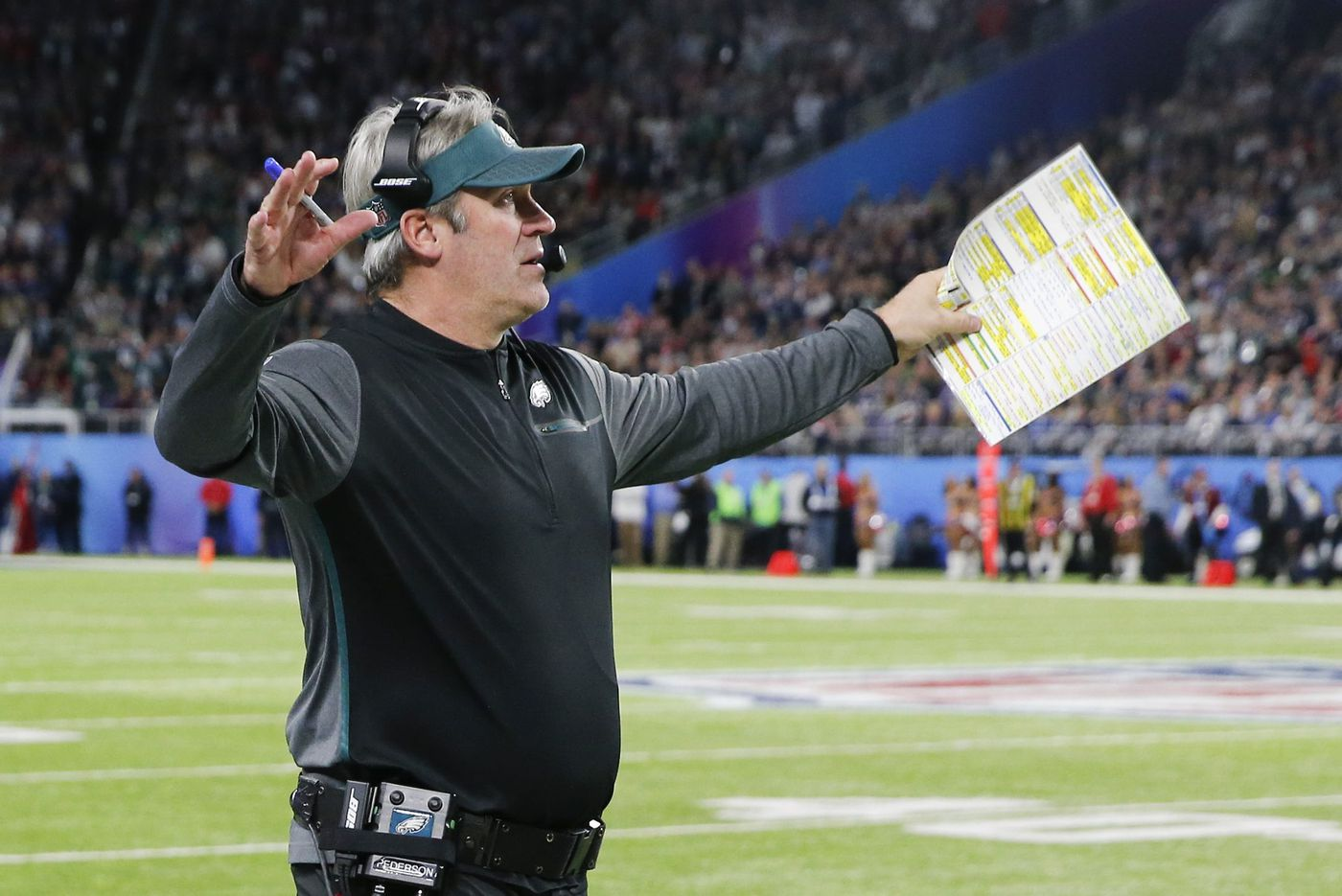 Doug Pederson's life changed after the Super Bowl, but he feels he hasn't: 'I know what it took for me to get here'