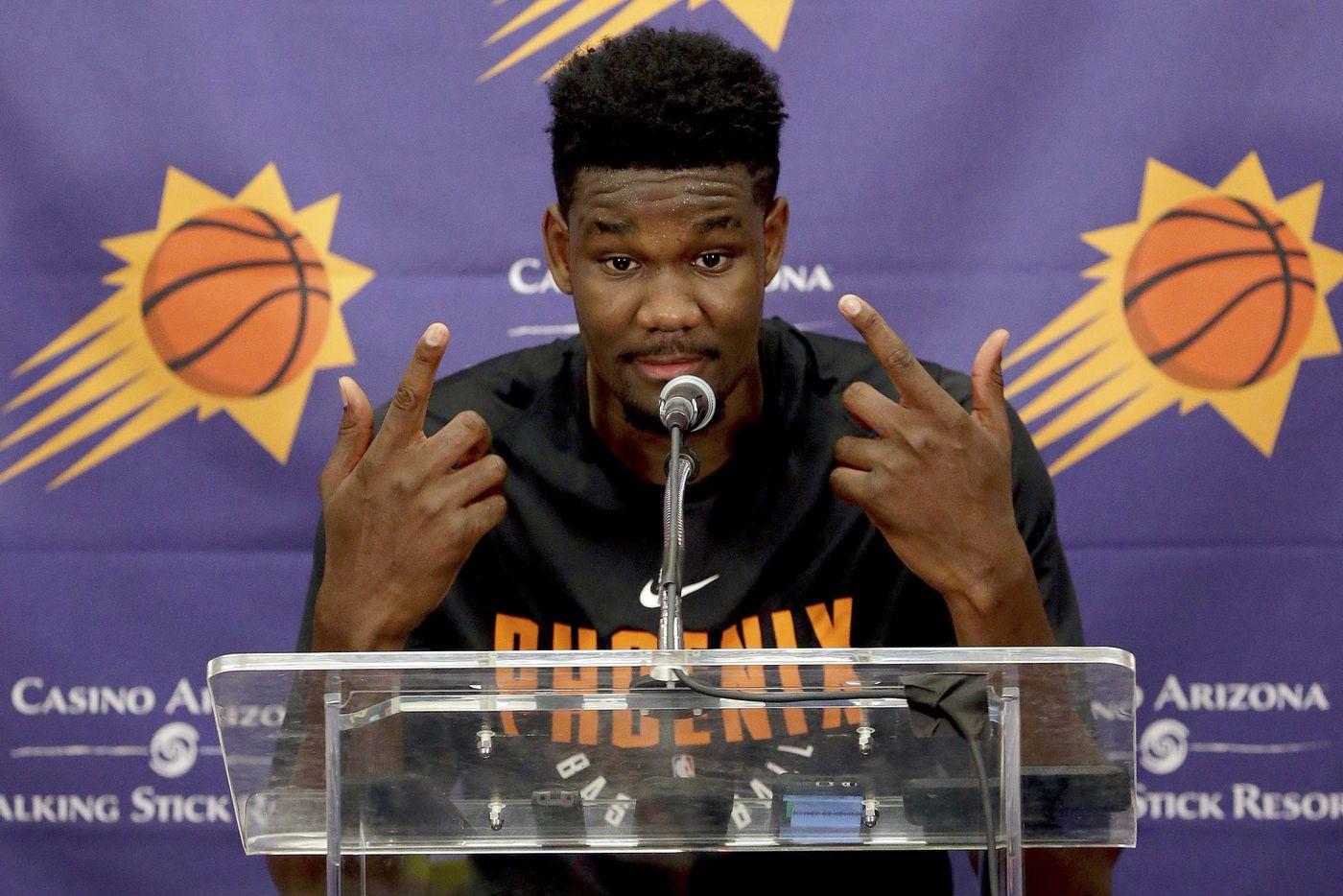 NBA draft: Deandre Ayton leads crew of big-man prospects