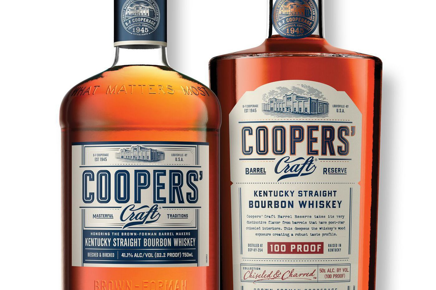 Now on Pennsylvania shelves, these Kentucky whiskeys