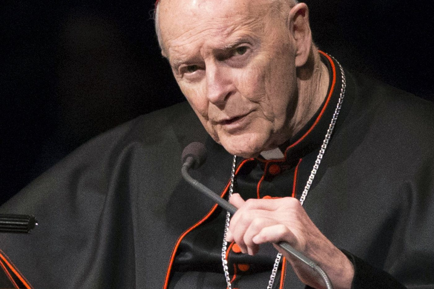 Four months after Cardinal McCarrick's resignation, Vatican remains silent on his fate