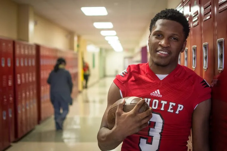 Imhotep Charter's Isheem Young.