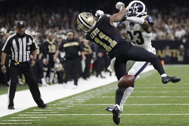 Upon further review, should there be more review? The NFL ponders change in wake of Rams-Saints ending.