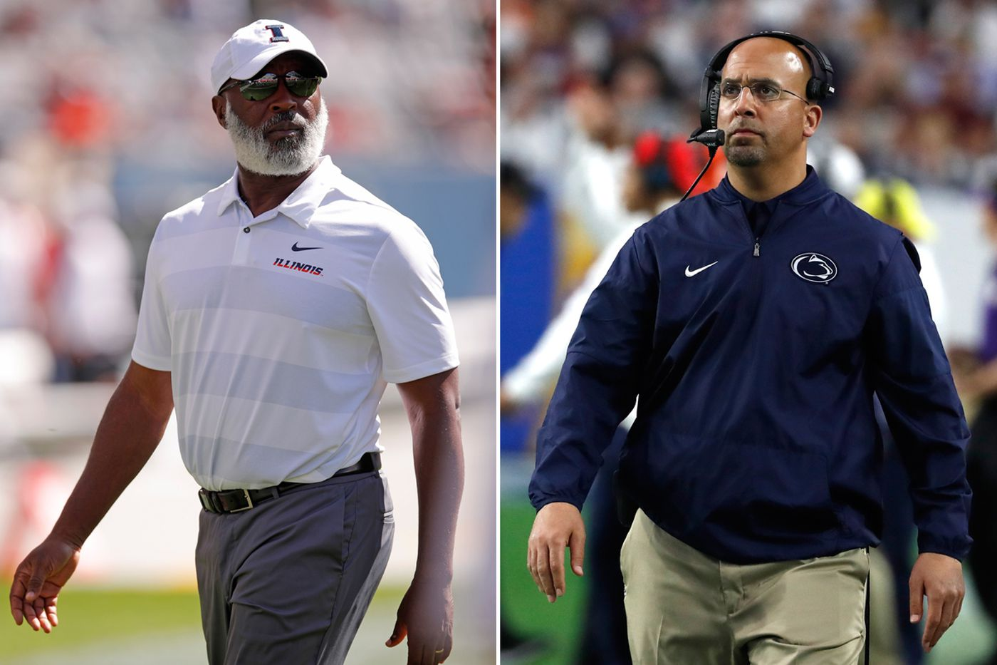 Penn State's James Franklin looks forward to matchup of Big Ten's two African American head coaches