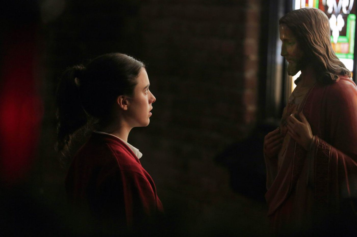 'Novitiate': A young woman's searches for love in a convent