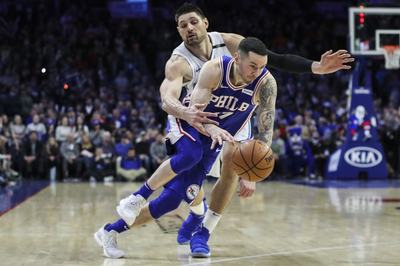 Sixers are turnover-prone for sixth consecutive season