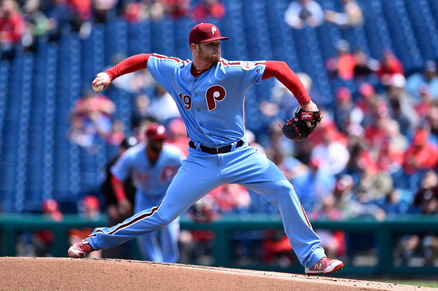 Phillies minor league report: Ben Lively's solid outing puts IronPigs back in win column