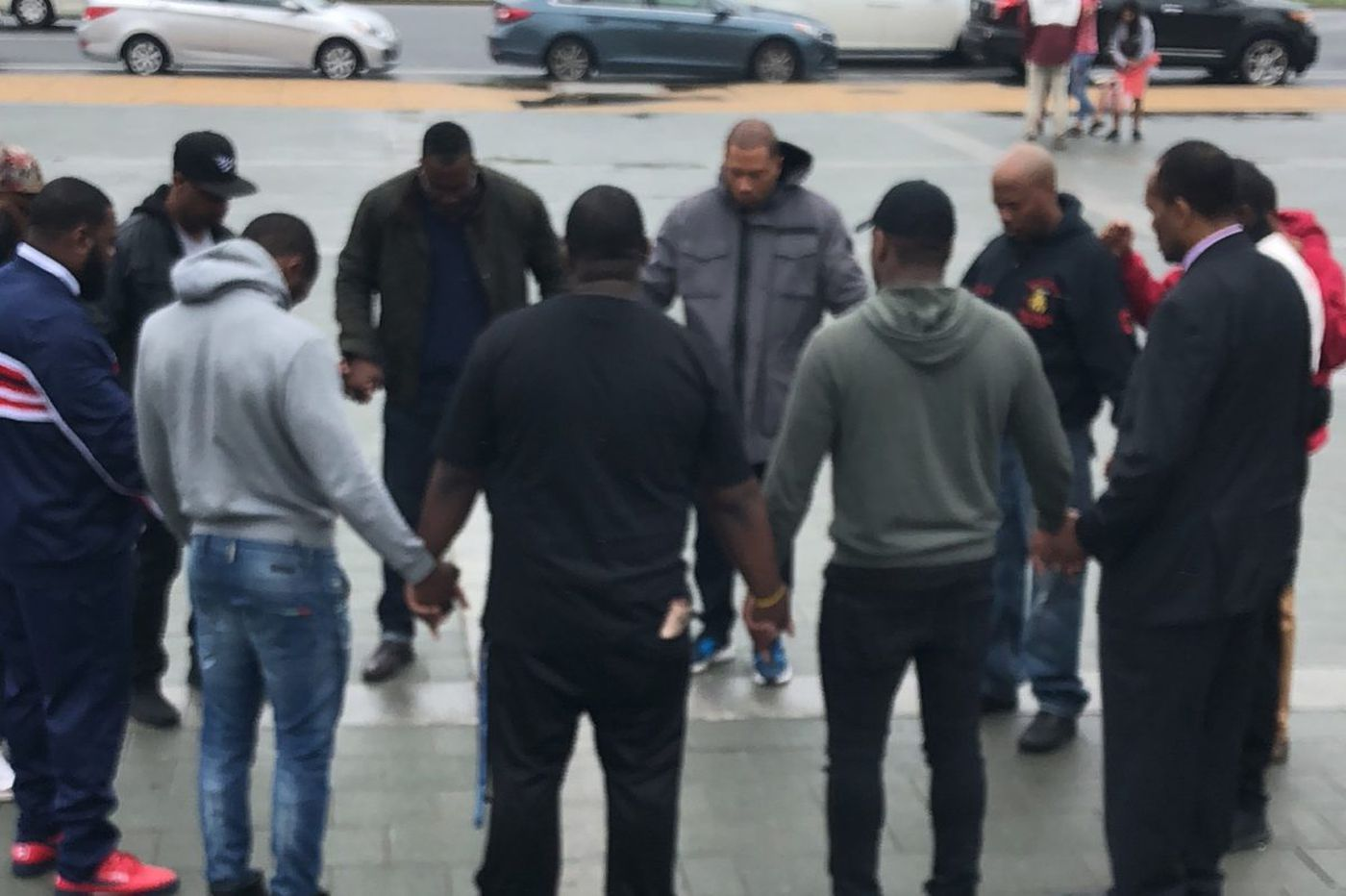 When Black Men Pray, people stop, look, and listen | Jenice Armstrong