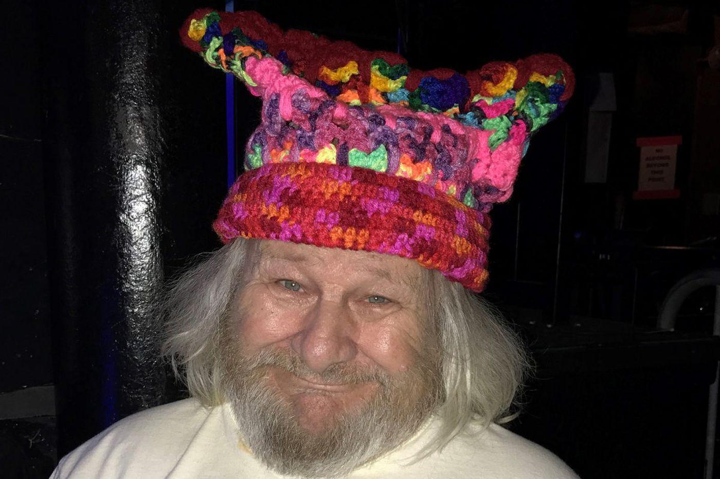 The activist/artist/clown Wavy Gravy heads to Ardmore for his birthday celebration